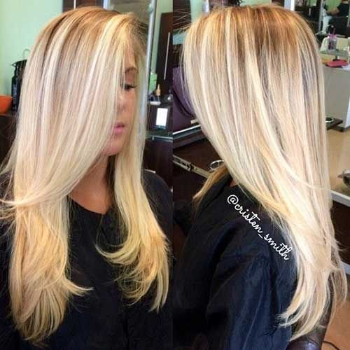 The Best 30 Best Long Haircuts With Layers Blonde Hair Hair Pictures