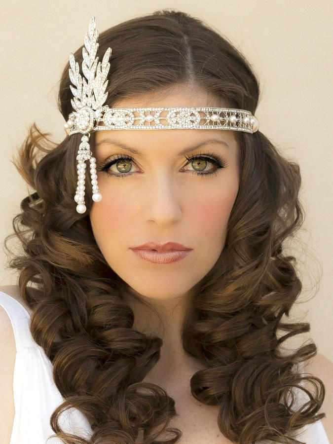 The Best 1920S Hairstyles For Long Hair With Headband – Hairstyles Pictures Original 1024 x 768