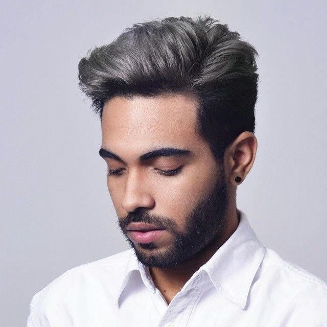 The Best Best 25 Silver Hair Dye Men Ideas On Pinterest Mens Pictures