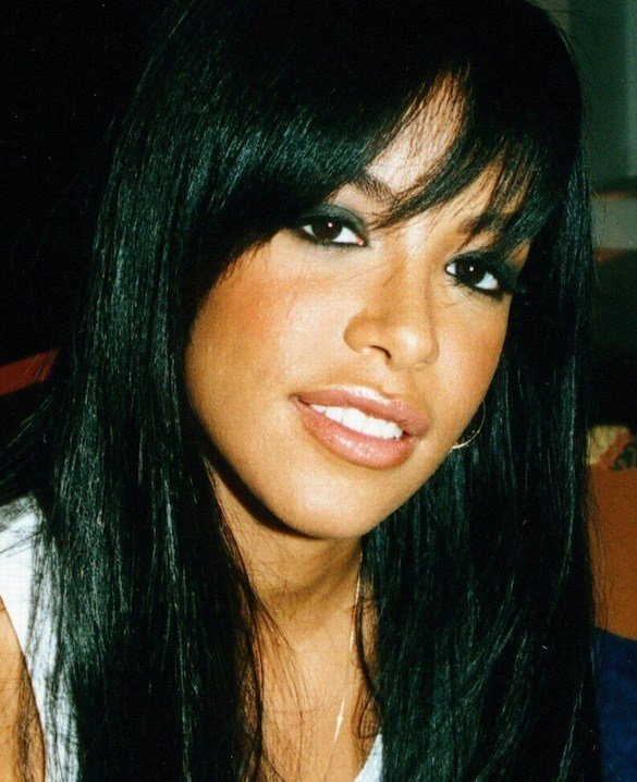 The Best 9 Best Aaliyah S Bangs Images On Pinterest Aaliyah Pictures