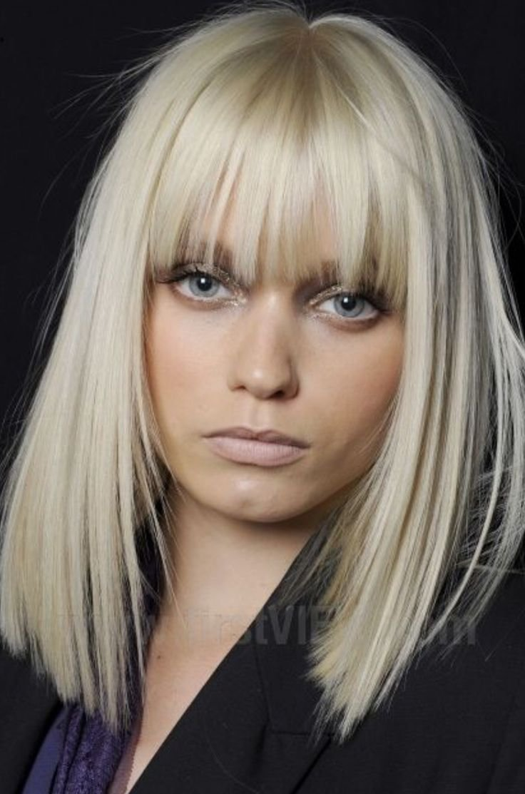 The Best 64 Best Platinum Blonde Images On Pinterest Hairstyles Pictures