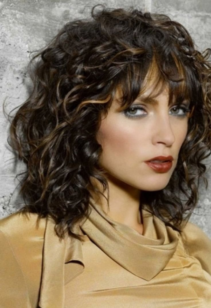 The Best Best 25 Medium Hairstyles With Bangs Ideas On Pinterest Pictures
