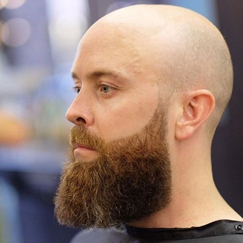 The Best 17 Best Beard Styles For Bald Men 2019 Guide Beard Pictures