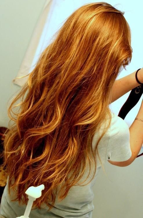 The Best Image Result For Warm Red Hair Color With Golden Highlights Hair Pinterest Hair Hair Pictures