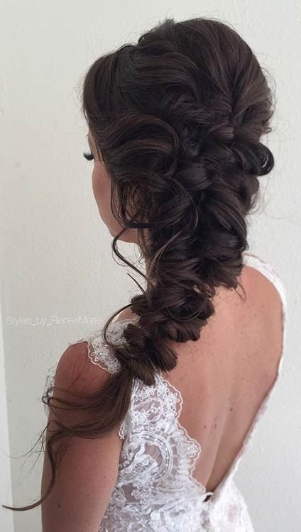 The Best Elegant Boho Hairstyle For Prom Stayglam Hairstyles In Pictures