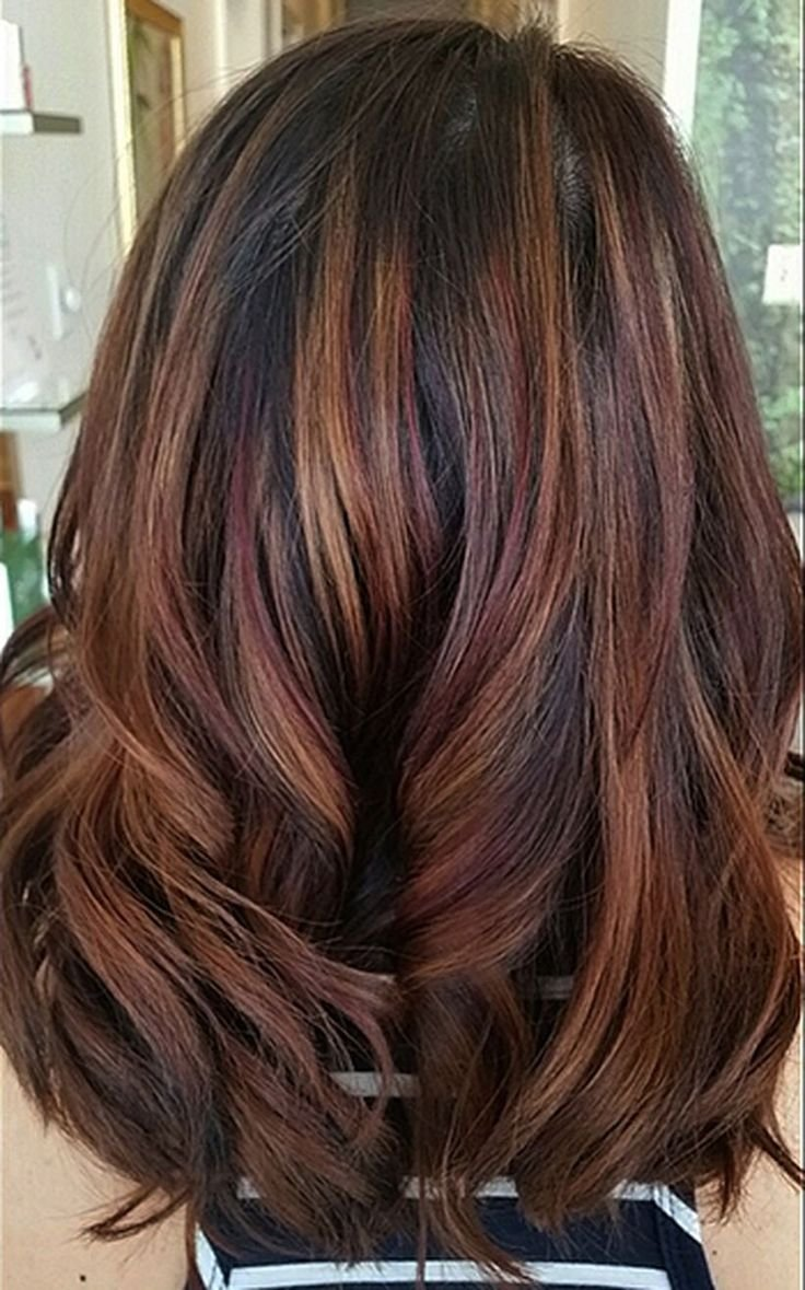 The Best Stunning Fall Hair Colors Ideas For Brunettes 2017 17 Pictures