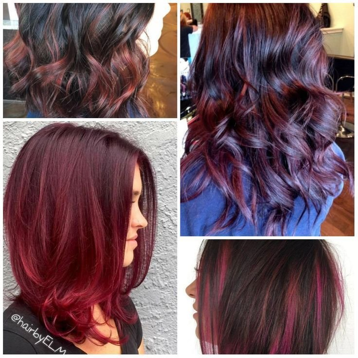 The Best Best 25 Cherry Hair Colors Ideas On Pinterest Dark Pictures