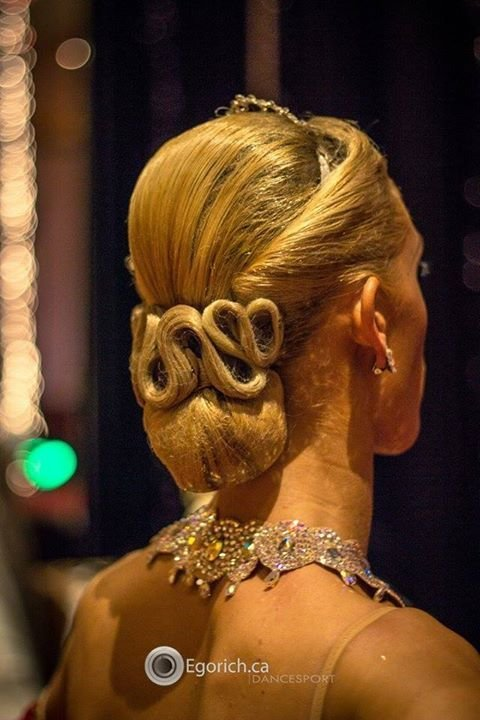 The Best 167 Best Ballroom Hair Makeup And Accessories Images On Pictures