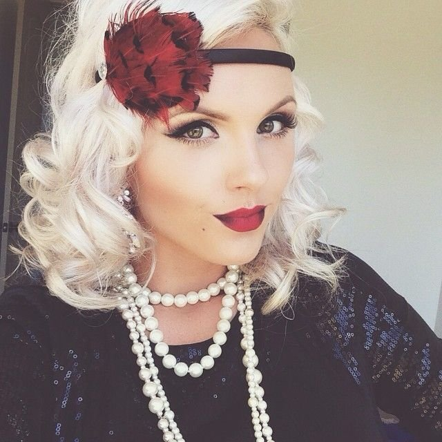 The Best Best 25 Gatsby Makeup Ideas On Pinterest 1920S Makeup Pictures
