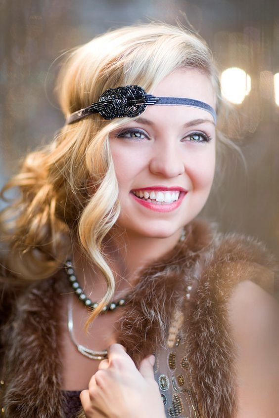 The Best Best 25 Flapper Hairstyles Ideas On Pinterest Gatsby Pictures