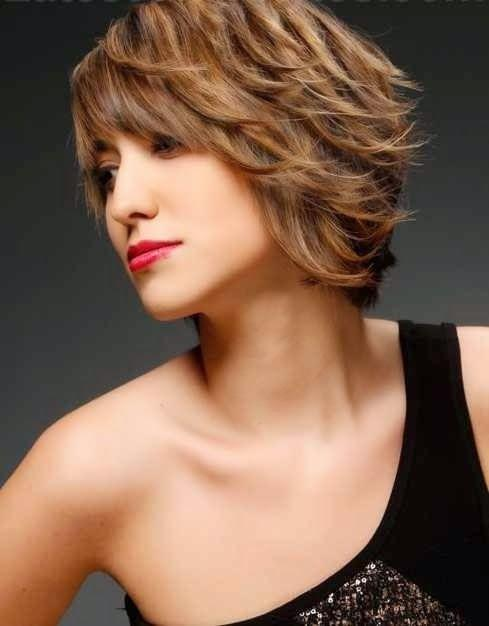 The Best 2015 Layered Haircuts For Short Hair Short Hairstyles Pictures