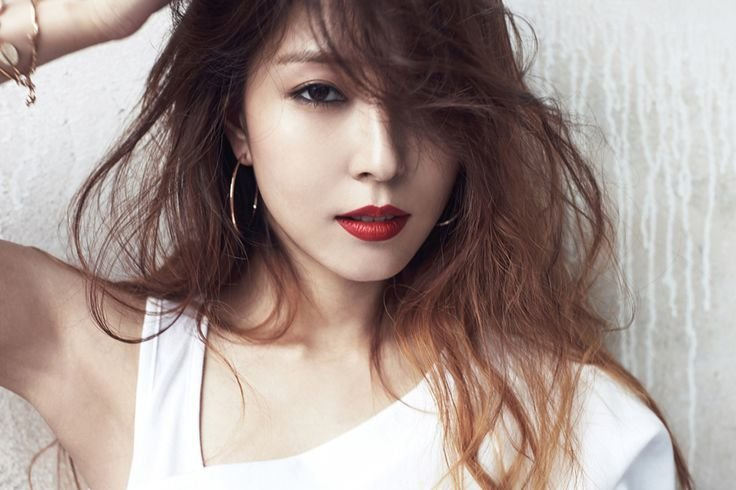The Best Boa Kiss My Lips Solo Korean Singers Down Hairstyles Pictures
