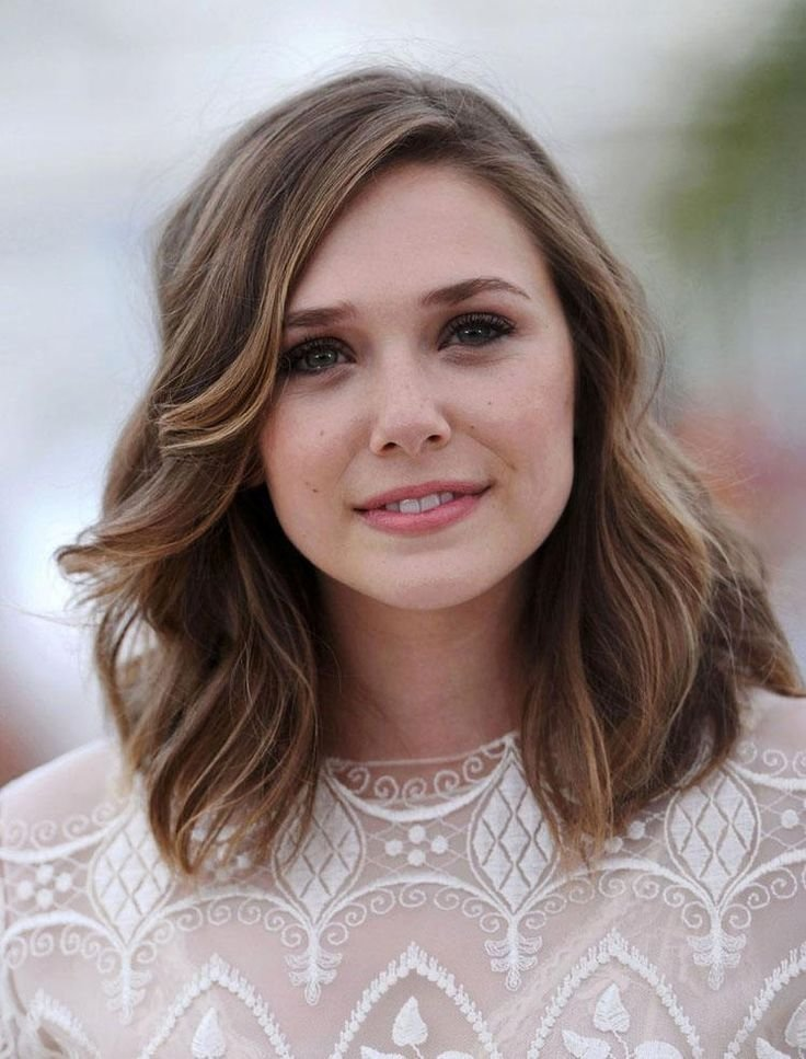 The Best 25 Beautiful Medium Length Haircuts For Round Faces Hair Pictures