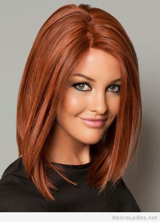 The Best Long Bob Hairstyle Red Google Search Hair Styles Pictures