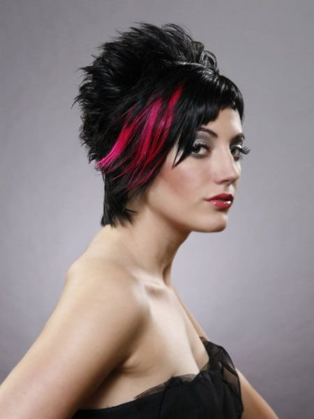 The Best 9 Best Short Hair With Fun Hair Colors Images On Pinterest Pictures