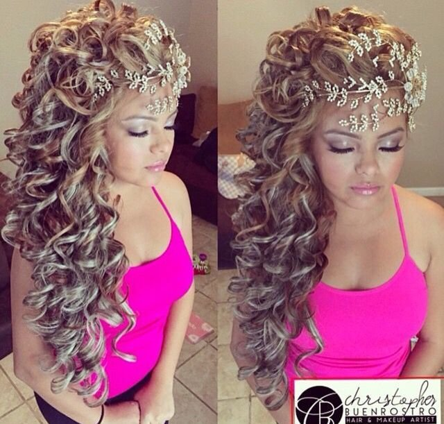 The Best 20 Best Quinceanera Hairstyles Images On Pinterest Pictures