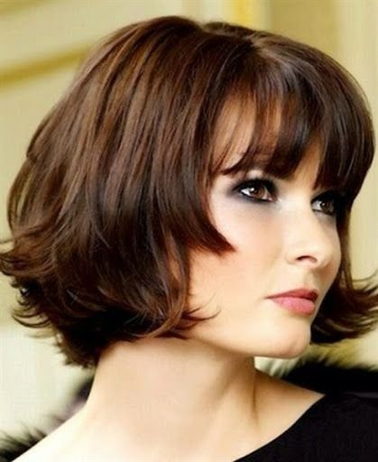The Best Plus Size Hairstyles Double Chin Flattering Hair Cuts Pictures