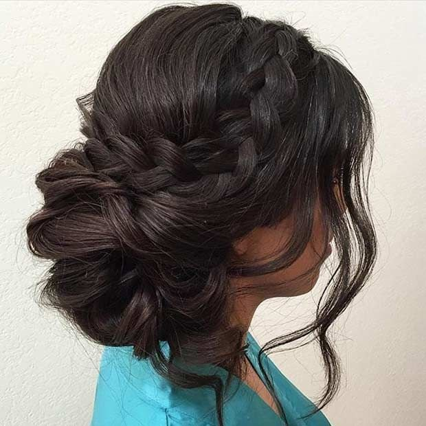 The Best Best 25 Side Swept Updo Ideas On Pinterest Prom Hair Updo Bridal Side Bun And Updo Side Pictures