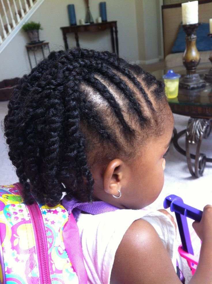 The Best Best 118 Kids Natural Hair Twists Images On Pinterest Child Hairstyles Kid Haircuts And Pictures