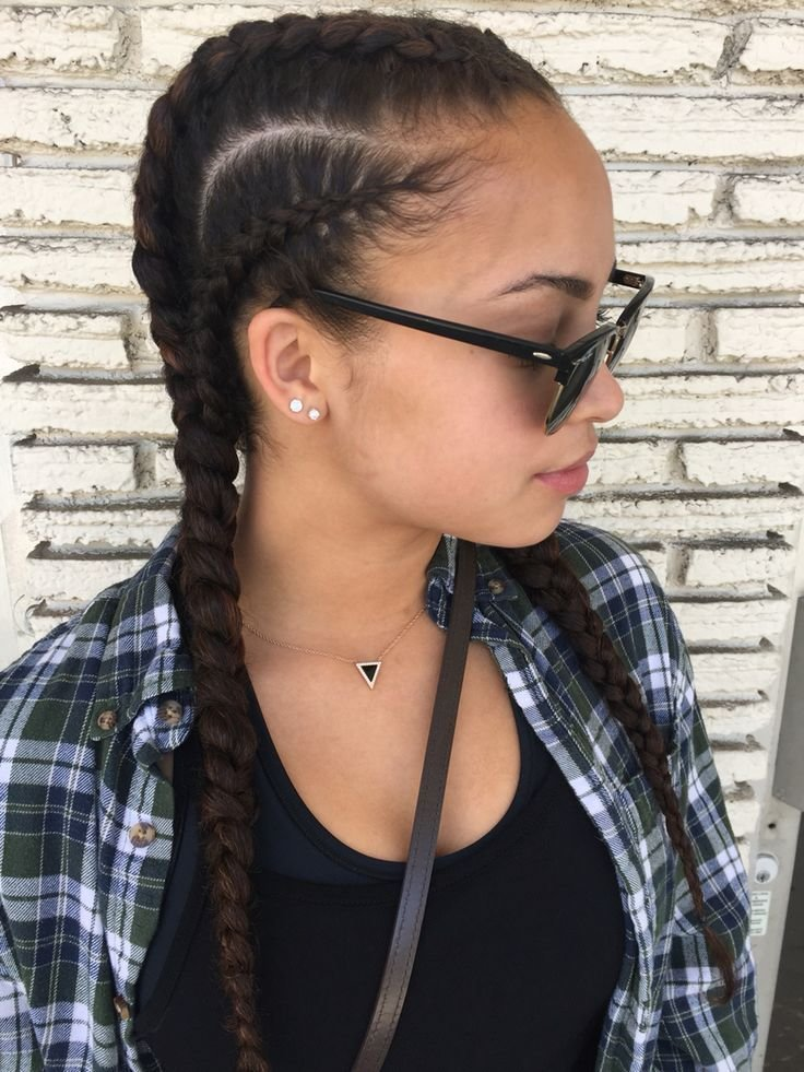 The Best Four Dutch Braids French Braids Ig Hairbymadimo Pictures