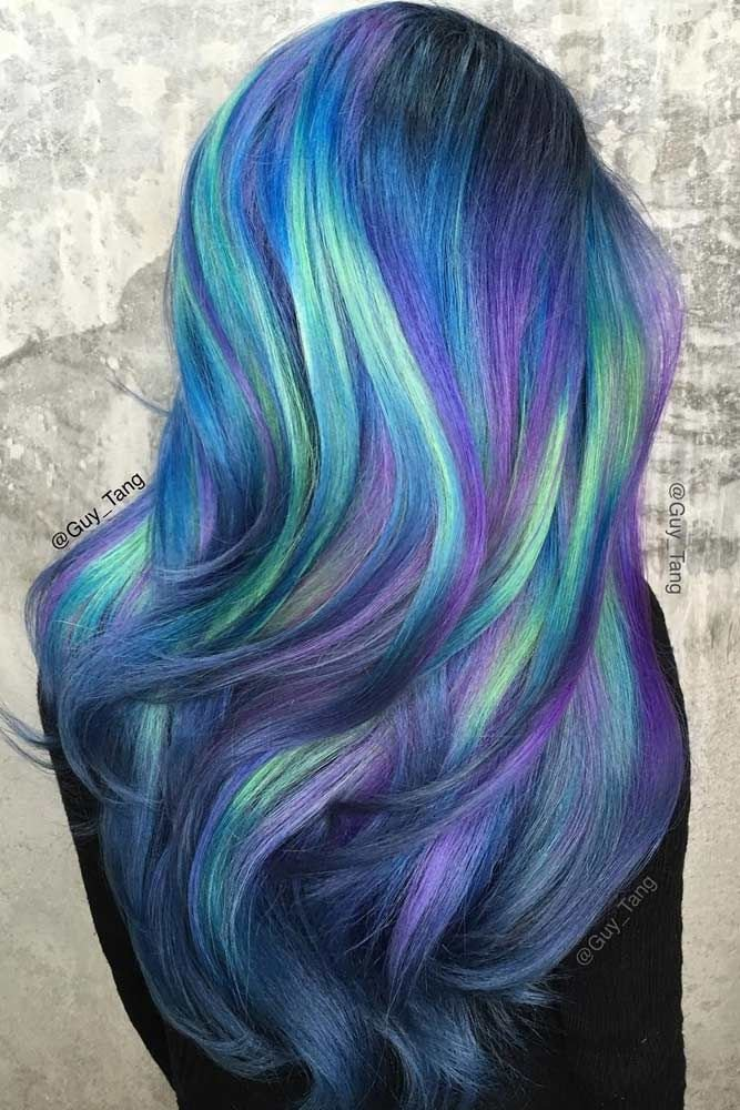 The Best The 25 Best Blue Ombre Hair Ideas On Pinterest Blue Pictures