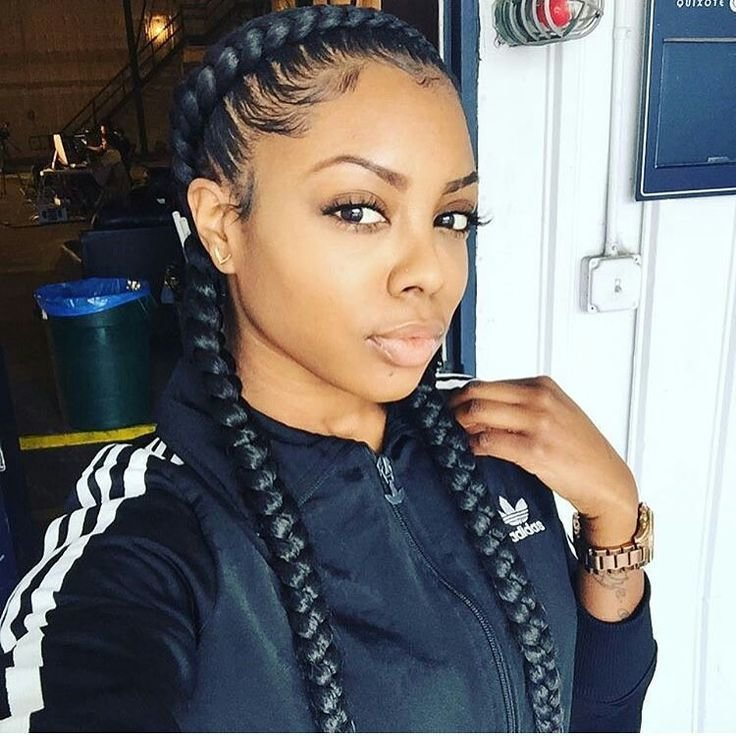 The Best Loveleoma L F H Two Braid Hairstyles Ghana Braids Pictures
