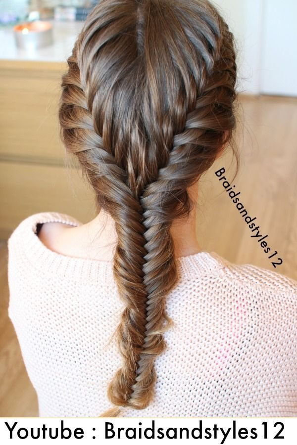 The Best Best 25 French Fishtail Braids Ideas On Pinterest Pictures