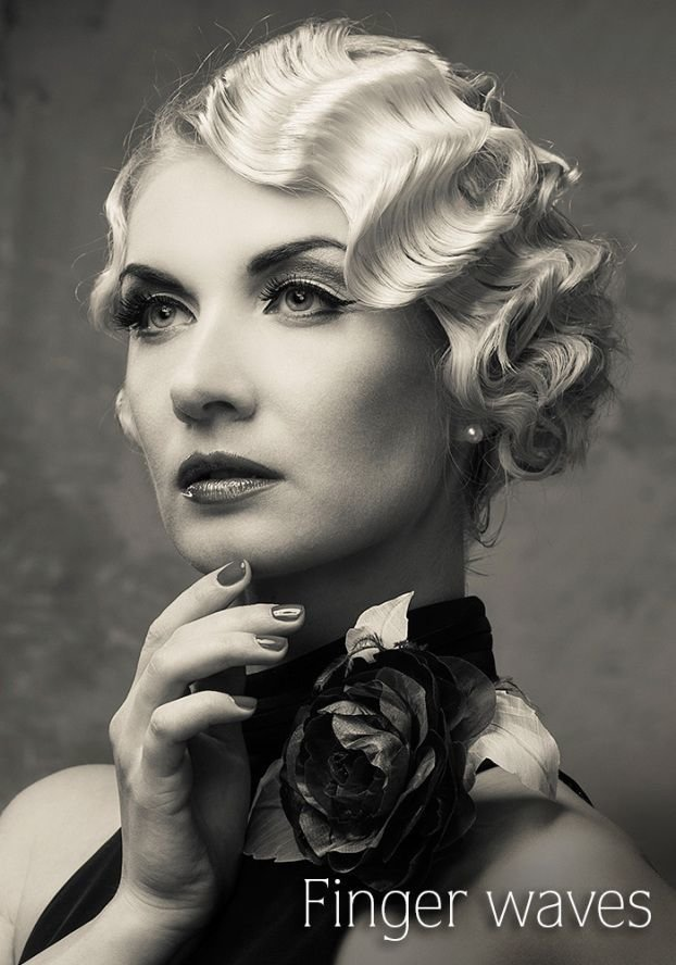 The Best Best 25 Finger Waves Ideas On Pinterest Finger Waves Pictures