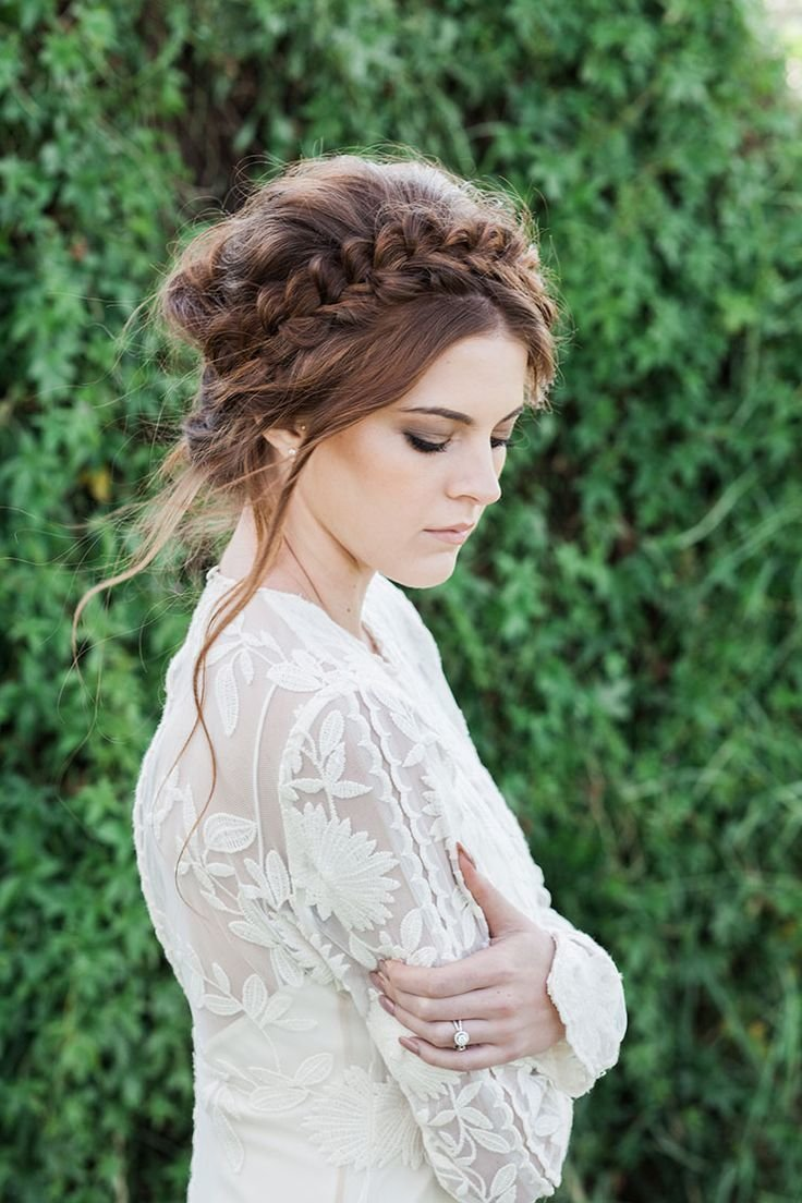 The Best Best 25 Braided Wedding Hairstyles Ideas On Pinterest Pictures