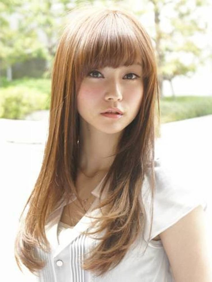 The Best Japanese Hairstyles Long Hair Google Search Pictures