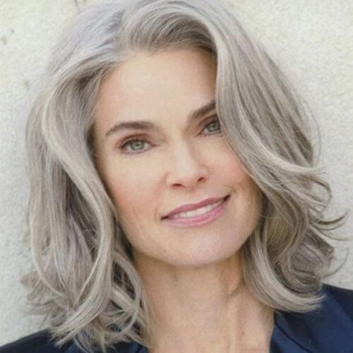 The Best Pin By Mary Clarke On Silver Hair 50 Hair Hair Styles For Women Over 50 Hair Styles Pictures