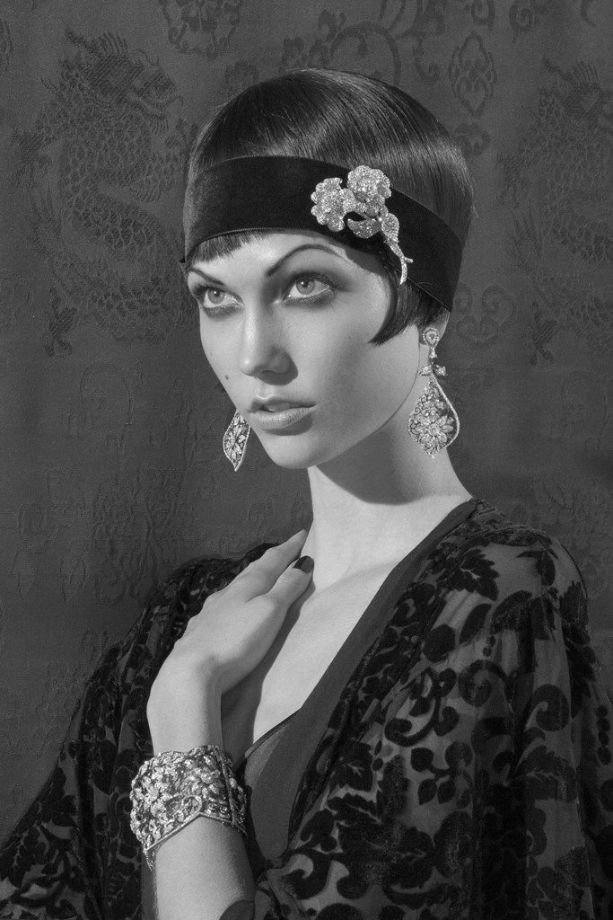 The Best 127 Best 1920 S Hairstyles Images On Pinterest Black Pictures