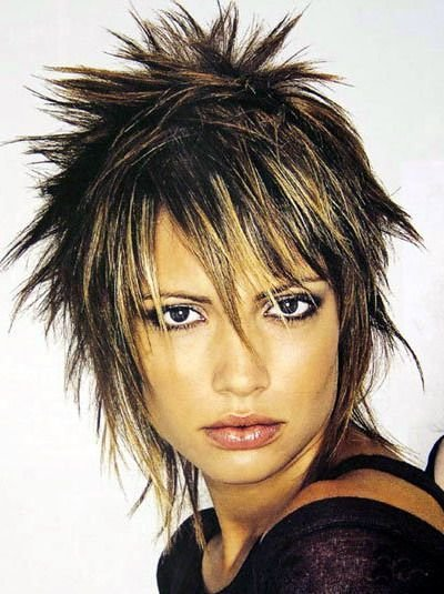 The Best Cool Spiky Bob Hairstyle Hairstyles Hair Styles Hair Pictures