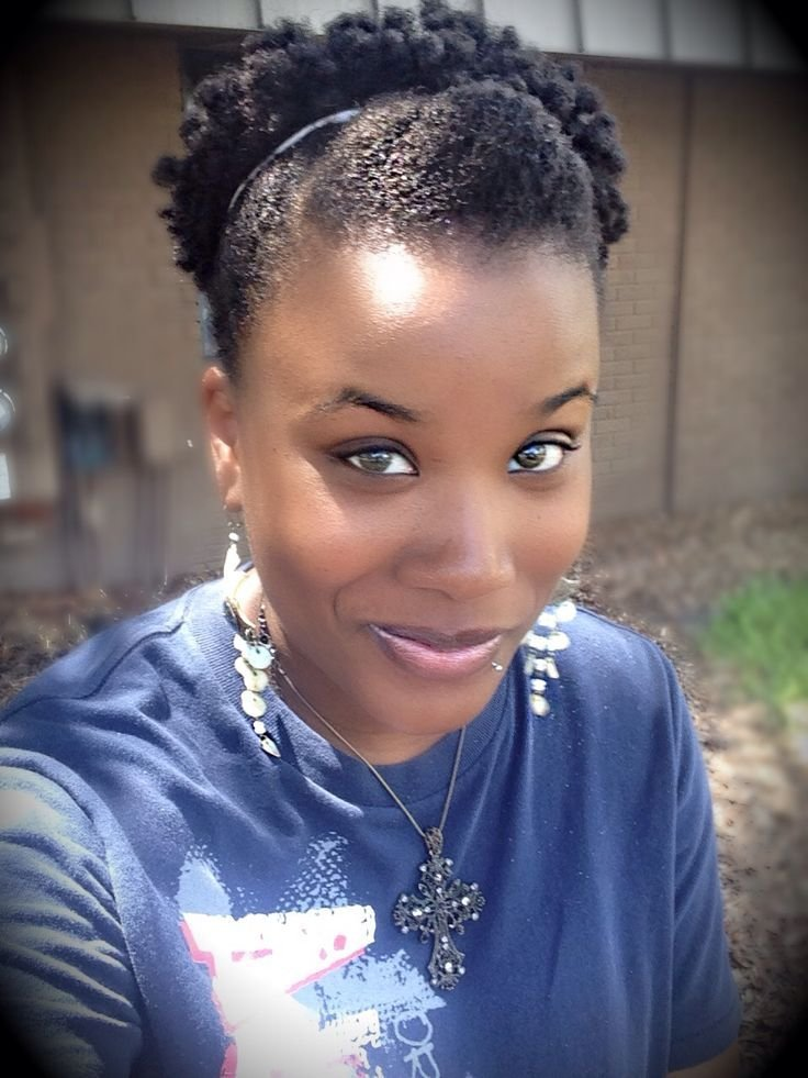 The Best 311 Best Short Medium Natural Hair Styles Images On Pictures