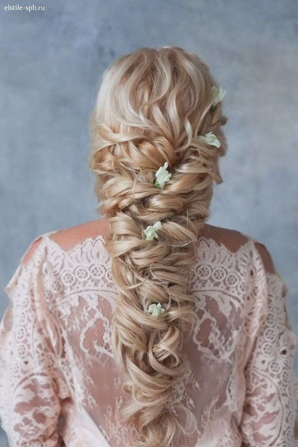 The Best Best 25 Curly Braided Hairstyles Ideas On Pinterest Beach Wedding Hairstyles Curly Hair Pictures