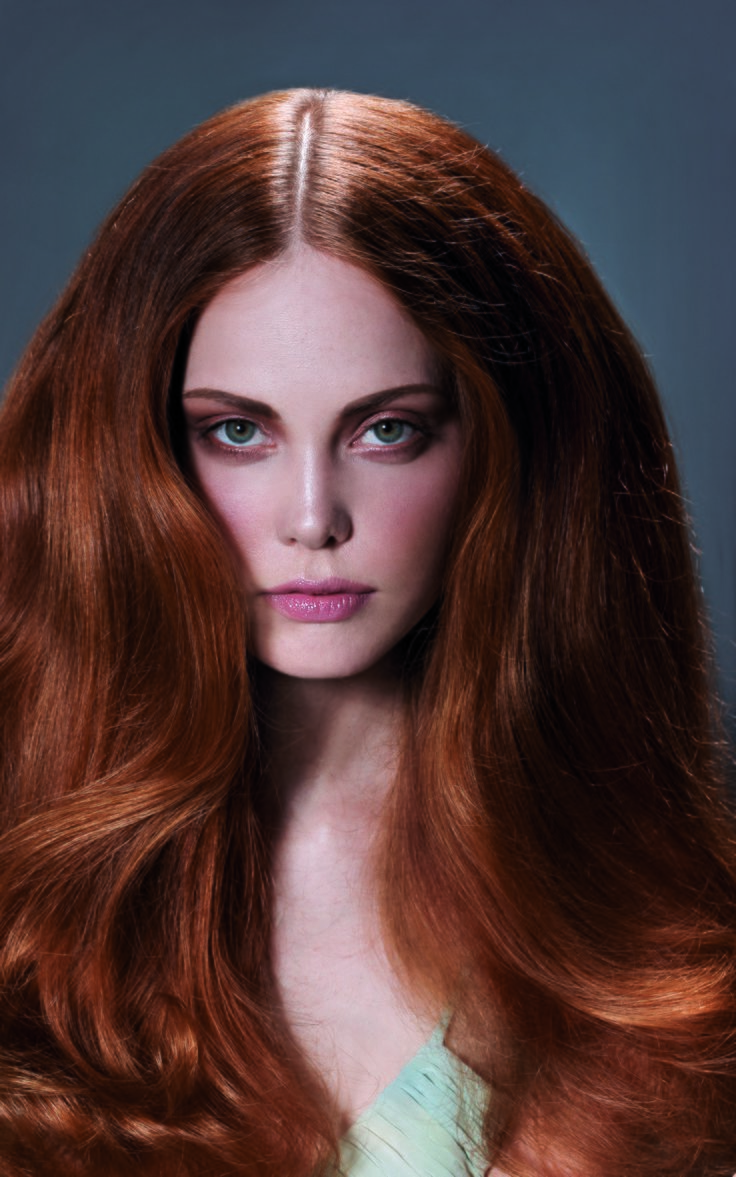 The Best James Hair Fashion Club By Wella Red Hair Color Koleston Pictures
