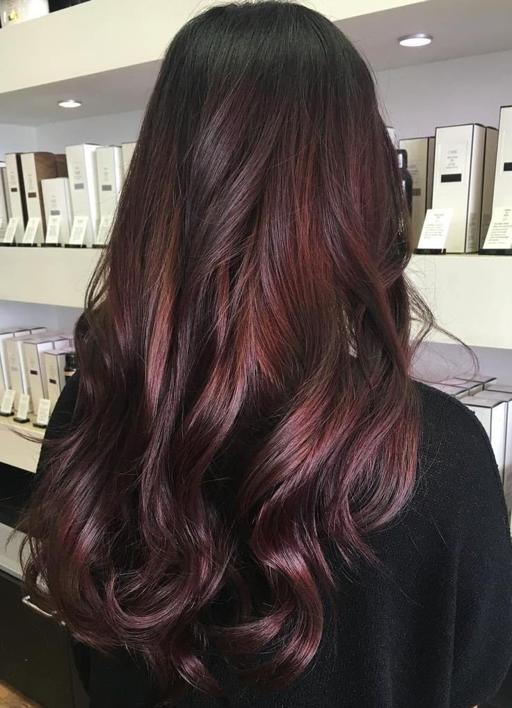 The Best Best 25 Burgundy Hair Ideas On Pinterest Maroon Hair Pictures