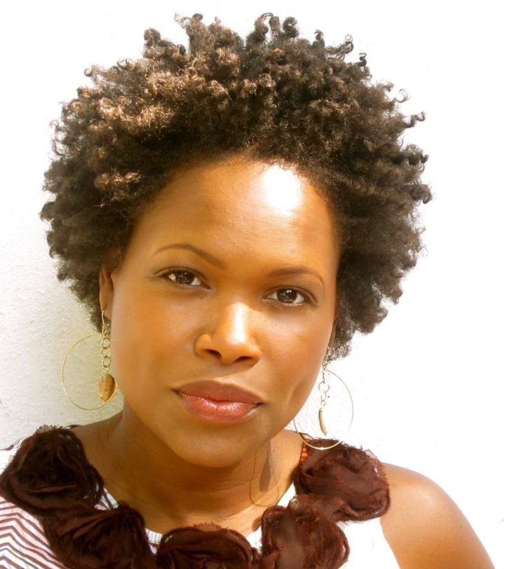 The Best Natural Curly Hairstyles For African American Womens Hairstyles Curly Hair Styles Short Pictures