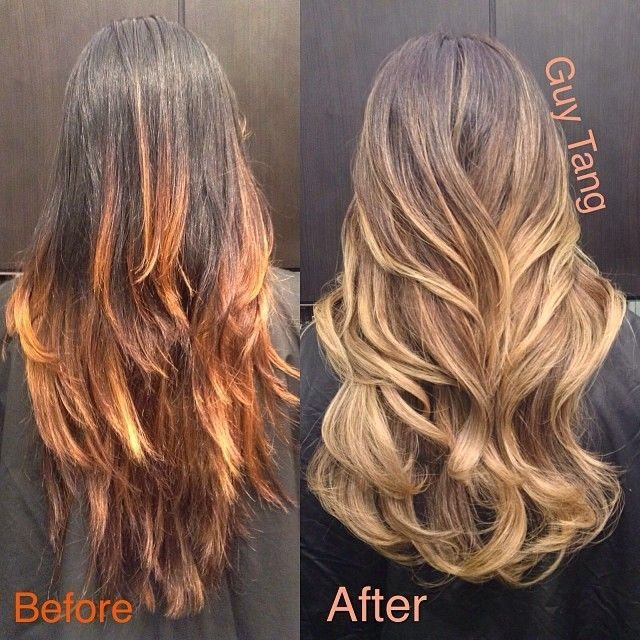 The Best How Much Do Ombre Hairstyles Cost Hair Pictures