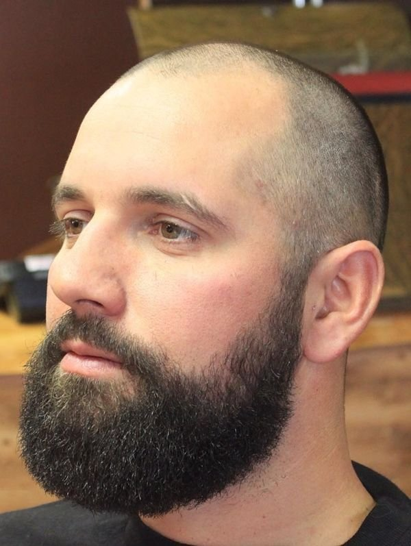 The Best Best 25 Beard Bald Ideas On Pinterest Bald With Beard Pictures