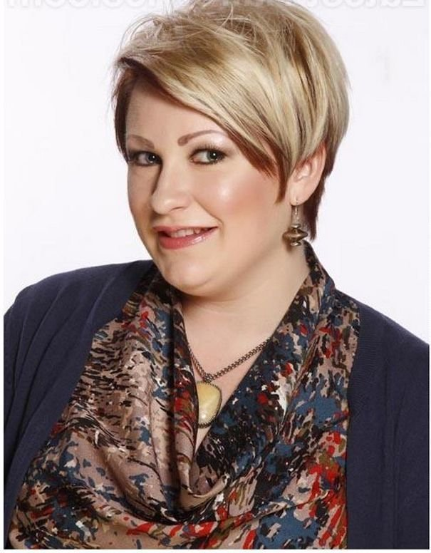 The Best Plus Size Short Hairstyles For Women Over 40 Bing Images Pictures