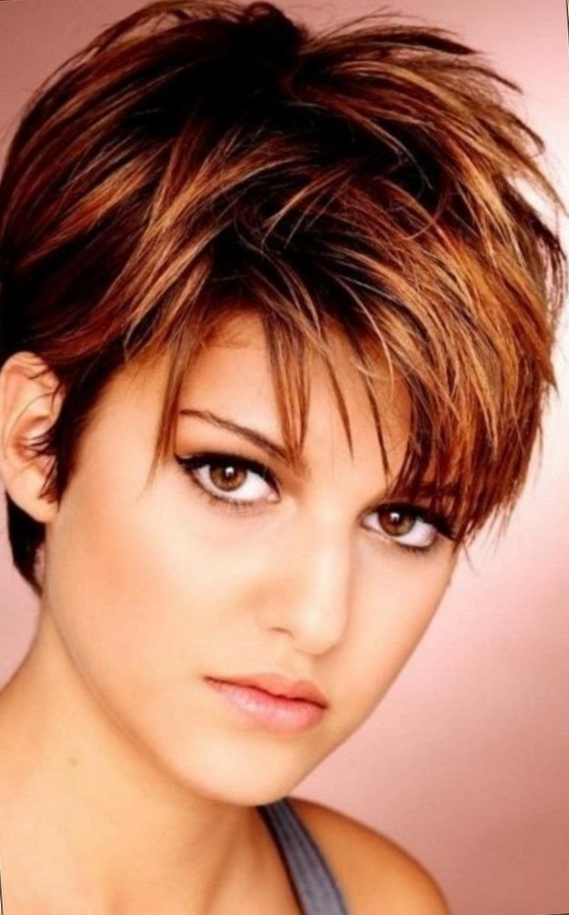 The Best 26 Cute Short Hairstyles For Round Faces Short Hairstyles Hair Cuts Thin Hair Haircuts Bob Pictures
