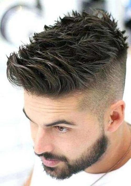 The Best 14 Trendy Men Hairstyle For Winter 2019 Latest Mens Pictures
