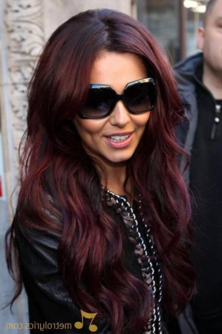 The Best Best 25 Dark Red Hair Dye Ideas On Pinterest Hair Color Pictures