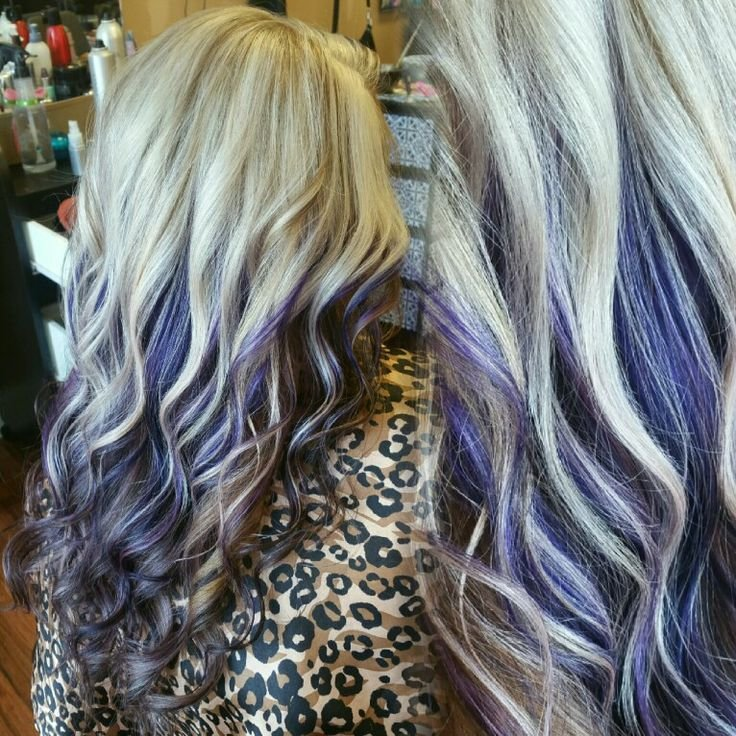 The Best Best 25 Peekaboo Hair Colors Ideas On Pinterest Pictures