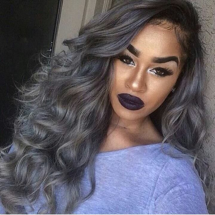 The Best 10 Short Hairstyles For Women Over 50 Hairstyles Pinterest Gray Hair Black Women And Hair Pictures
