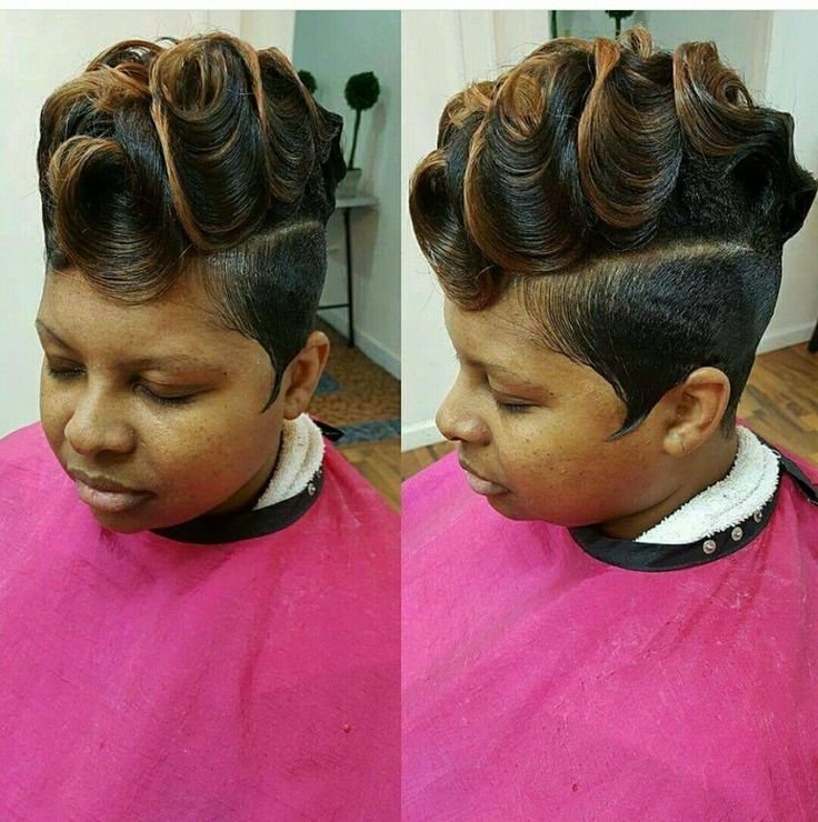 The Best 584 Best Finger Wave Styles Images On Pinterest Wave Pictures