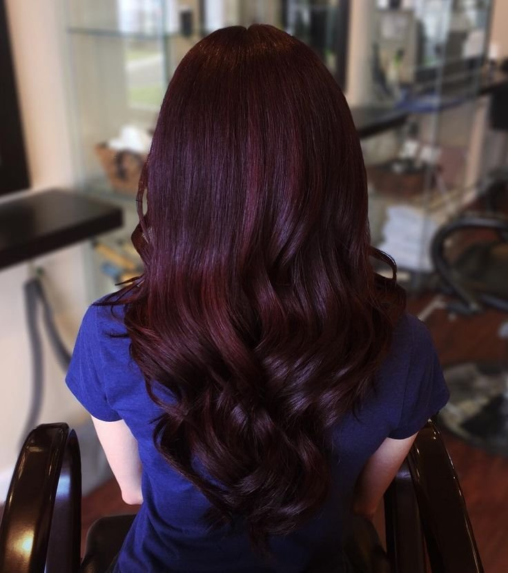 The Best Best 25 Cherry Hair Colors Ideas On Pinterest Black Pictures