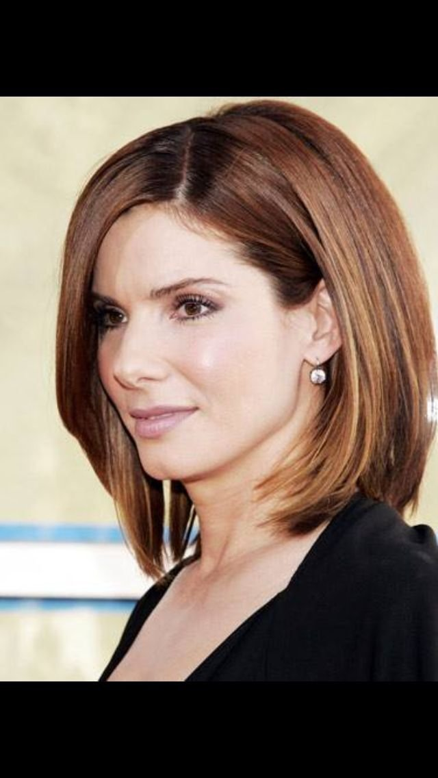 The Best Shoulder Length Hair Hair Makeup Hair Styles Sandra Pictures