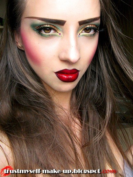 The Best 21 Best Moulin Rouge Makeup Images On Pinterest Costumes Pictures